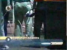 SUCESOS PLAZA ALTAMIRA