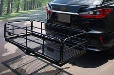Adventure Trailers, Best Trailers, Camping And Hiking, Camping Survival, Camping Ideas, Best Bike Rack, Hitch Rack, Truck Bed Camping, Little Trailer