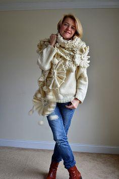 Outstanding Crochet: Knitting