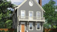 Coastal Colonial or Cape Cod Style House Plan. Plan 22171A The Eaton is a 2284 SqFt Cape Cod, Coastal, Neighborhood Design style home plan featuring Bonus Room, Loft, and Walk-In Pantry by Alan Mascord Design Associates. View our entire house plan collection on Houseplans.co.