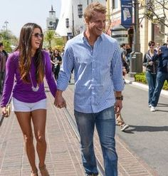 Sean Lowe and Catherine Giudici Look Majorly in Love in L.A. (PHOTOS)
