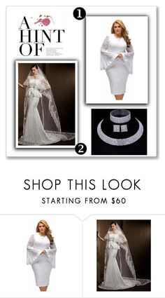"""""""//www.blingbridesbouquet // 10/III"""" by nura-akane ❤ liked on Polyvore featuring vintage"""