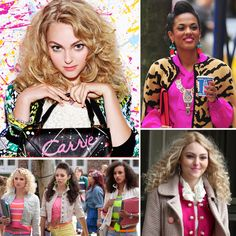 The Carrie Diaries Debuts! See and Shop Fabulous Styles Now