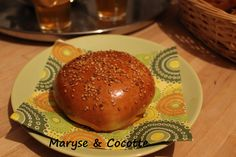 Buns Farcis – Maryse & Cocotte