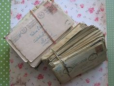 Letter I, Letter Writing, Writing Paper, Old Letters, You've Got Mail, Handwritten Letters, Old Love, Mail Art, Hopeless Romantic