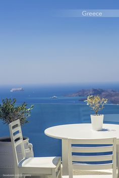 Summer Blue, Santorini, Greece