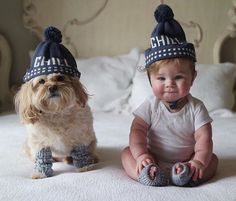 """811 Likes, 31 Comments - PupsandKiddos (@pupsandkiddos) on Instagram: """"Can't. Handle. The. Cuteness. Thanks for sharing this adorable image @hudsonandbeauu Featured by…"""""""