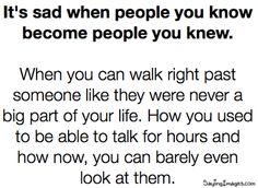 Well said! I feel that way about someone I really can't stand now! It's very sad it had to be that way! Best Quotes Images, Sad Quotes, Great Quotes, Quotes To Live By, Love Quotes, Inspirational Quotes, Quotable Quotes, Quotes App, Motivational Quotes