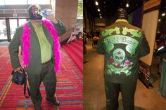Killbane cosplay at ConnectiCon, 2012 taken by TEi-Has-Pants on deviantART