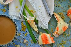 Easy Crab Soup #glutenfree