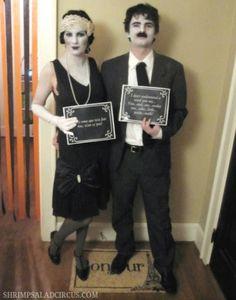 6. Silent movie stars  - 9 x halloweenkostuums voor jou en je lief  - Nieuws - Lifestyle