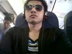 on the plane yesterday ;)