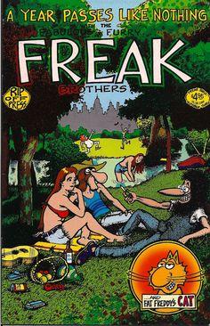 underground comics | Fabulous Furry Freak Brothers