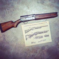 Cut down Browning Auto Weapons Guns, Guns And Ammo, Combat Shotgun, Fire Powers, Custom Guns, Home Defense, Cool Guns, Firearms, Hand Guns