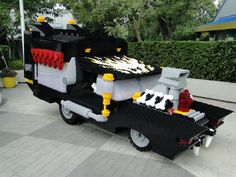 Master Model Builders build LEGO Hearse at LEGOLAND Florida Resort! #BrickorTreat #LEGOLANDFlorida #Halloween