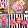 County Fair Birthday Party - Kara's Party Ideas - The Place for All Things Party