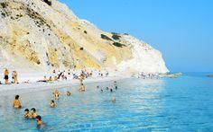 Lalaria på Skiathos er et besøg værd! Se mere på www.apollorejser.dk/rejser/europa/graekenland/skiathos