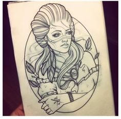 #Tattoo sketches http://tattoo-ideas.us