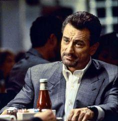 Robert De Niro as Neil McCauley | Heat, Dir. Michael Mann, 1995.