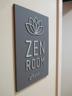 Interior signage and environmental graphics for technology consulting firm.