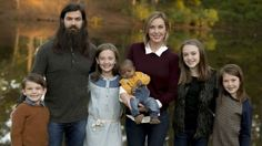 Duck Dynasty's Jep and Jessica Robertson's adopted son is too adorable in new family photos Duck Dynasty Sadie, Duck Dynasty Cast, Duck Dynasty Family, Robertson Family, Sadie Robertson, Jep And Jessica, Miss Kays, Duck Commander, New Baby Boys