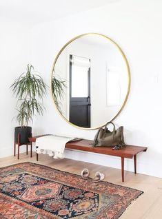 Minimalist Entryway Essentials - Organizing Ideas | Apartment Therapy