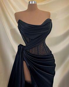 Glam Dresses, Event Dresses, Couture Dresses, Pretty Dresses, Fashion Dresses, Formal Dresses, Occasion Dresses, Fashion Clothes, Looks Party