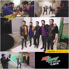 Dewmocracy BTS Hamza Ali Abbasi, Junaid Khan & Umair Jaswal - Myipedia