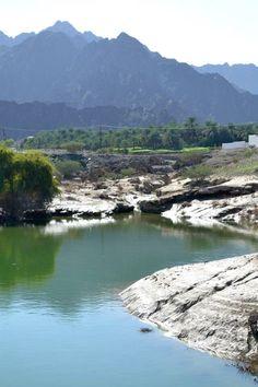 Hatta Mountains UAE