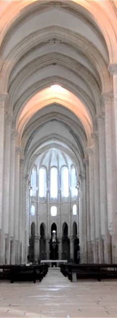 Monasterio de Alcobaca - UNESCO World Heritage Site- Leiria   Portugal