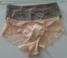 243a28f14d NWOT LOT OF 2 Sexy Lace Transparent Women s Briefs Panties Underwears Size  XL  fashion