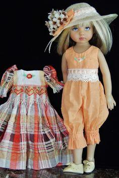 Effner Little Darling Dolls Handmade Outfits.