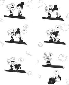Naruto Shippuden » Humor » Comic | Shikamaru x Temari Chibi | #shikamaru #temari #shikatema