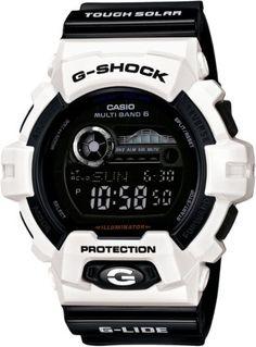 80299155bde Casio Men s G-Shock Black Dial Tough Solar Multi-Band Atomic Digital Watch