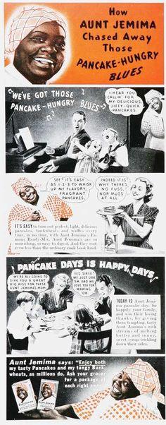Aunt Jemim Pancakes, 1930