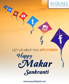 """""""Wishing you and your family lots of happiness and sweet surprises this Makar Sankranti!"""