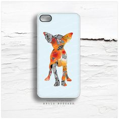 iPhone 5 Case Lady Chihuahua by Iveta Abolina by HelloNutcase, $19.00