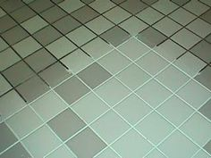 Homemade grout cleaner: 7 cups water, 1/2 cup baking soda, 1/3 cup lemon juice and 1/4 cup vinegar.