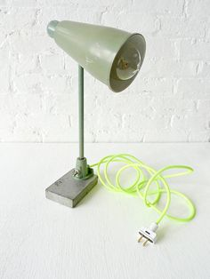 Neon Lamp Cord