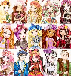 Wiki Ever After High | Fandom powered by Wikia