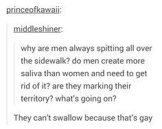 Finally an explanation