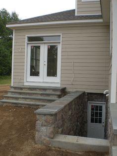 basement entrance | outside basement entrance | Flickr - Photo Sharing!