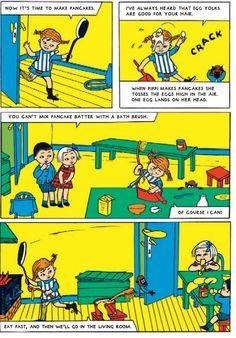 Pippi Longstocking by Astrid Lindgren illustrated by Ingrid Vang Nyman