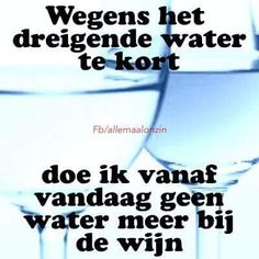 Best Quotes, Funny Quotes, Life Quotes, Dutch Words, Alcohol Quotes, Dutch Quotes, Feel Tired, Happy Moments, Viera