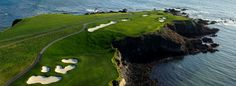 Pebble Beach Golf Links - home of the AT Pro-Am.