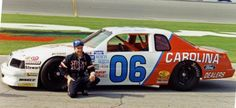 Huge Nascar fan, this is one of Mark Martins early rides.