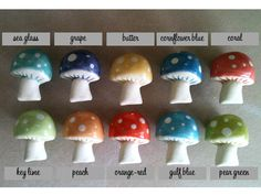 set of 10 furniture knobs and drawer handles by artcrafthome, $100.00