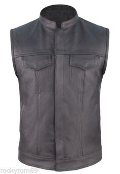 earn points concealed carry leather motorcycle vest free shipping $65.95 #concealedcarryvest #motorcyclevest https://charityleather.com