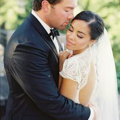 Absolutely gorgeous interracial couple wedding photography #love #wmbw #bwwm #favorite ❤