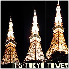 Tokyo Tower :D